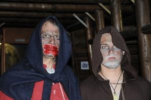 Bilder der ersten Gruselführung am 5. Oktober 2012_11