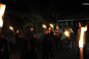 Bilder der ersten Gruselführung am 5. Oktober 2012_17