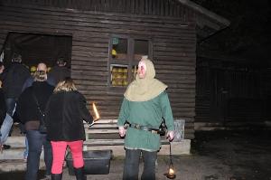 Bilder der ersten Gruselführung am 5. Oktober 2012_41