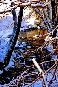 Fischbach tief verschneit_37